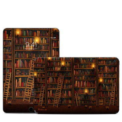 Apple iPad Mini 2019 Skin - Library