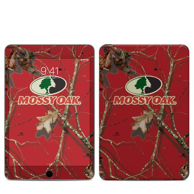 Apple iPad Mini 2019 Skin - Break-Up Lifestyles Red Oak