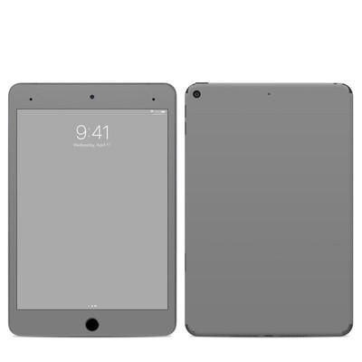 Apple iPad Mini 2019 Skin - Solid State Grey