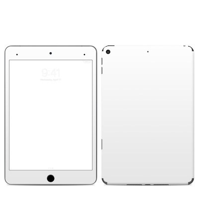 Apple iPad Mini 2019 Skin - Solid State White
