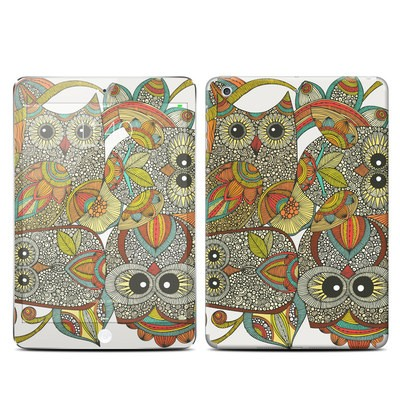 Apple iPad Mini 3 Skin - 4 owls