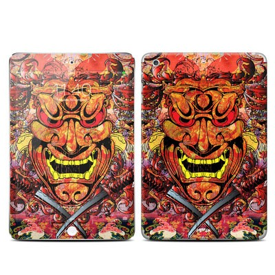 Apple iPad Mini 3 Skin - Asian Crest