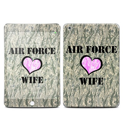 Apple iPad Mini 3 Skin - Air Force Wife