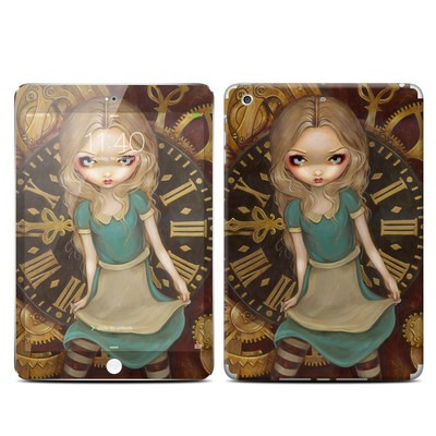 Apple iPad Mini 3 Skin - Alice Clockwork
