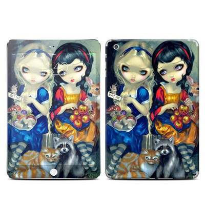 Apple iPad Mini 3 Skin - Alice & Snow White