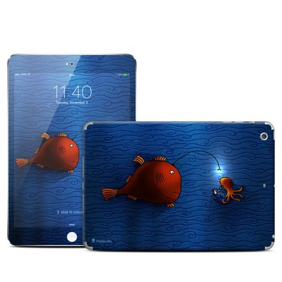 Apple iPad Mini 3 Skin - Angler Fish