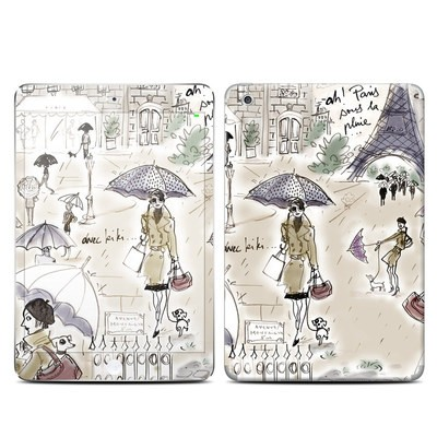 Apple iPad Mini 3 Skin - Ah Paris