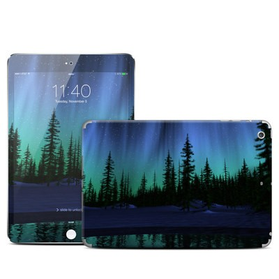 Apple iPad Mini 3 Skin - Aurora