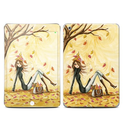 Apple iPad Mini 3 Skin - Autumn Leaves