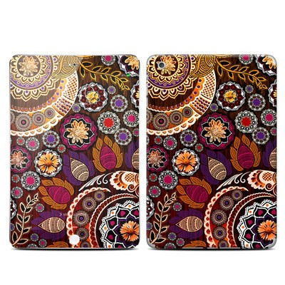 Apple iPad Mini 3 Skin - Autumn Mehndi