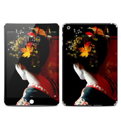 Apple iPad Mini 3 Skin - Autumn