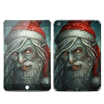 Apple iPad Mini 3 Skin - Bad Santa