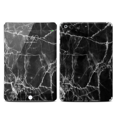 Apple iPad Mini 3 Skin - Black Marble