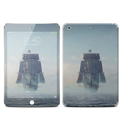 Apple iPad Mini 3 Skin - Black Sails