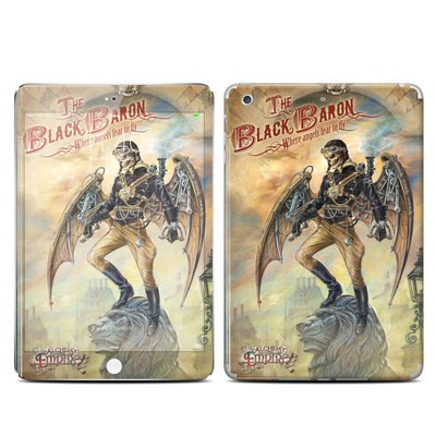 Apple iPad Mini 3 Skin - The Black Baron