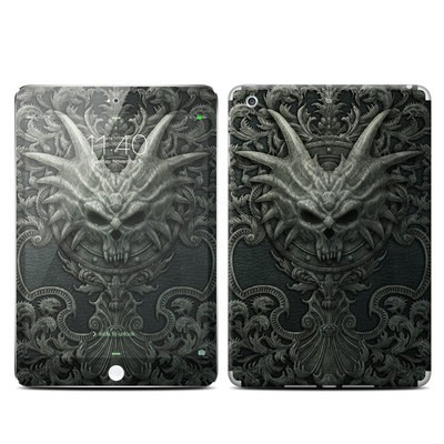 Apple iPad Mini 3 Skin - Black Book