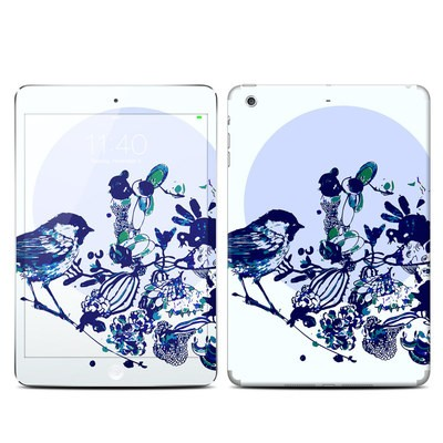 Apple iPad Mini 3 Skin - Bluebird