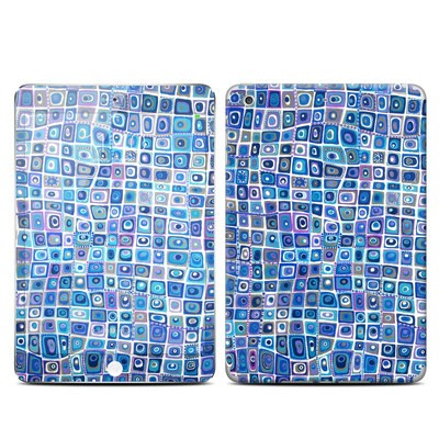 Apple iPad Mini 3 Skin - Blue Monday