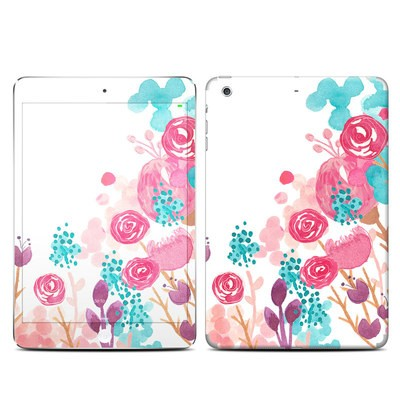 Apple iPad Mini 3 Skin - Blush Blossoms
