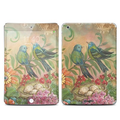 Apple iPad Mini 3 Skin - Splendid Botanical