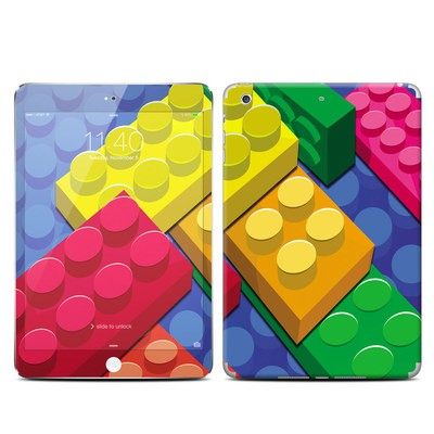 Apple iPad Mini 3 Skin - Bricks