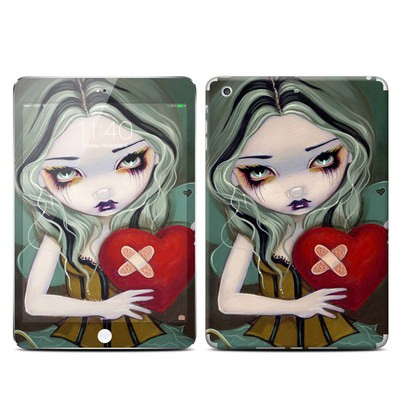 Apple iPad Mini 3 Skin - Broken Heart