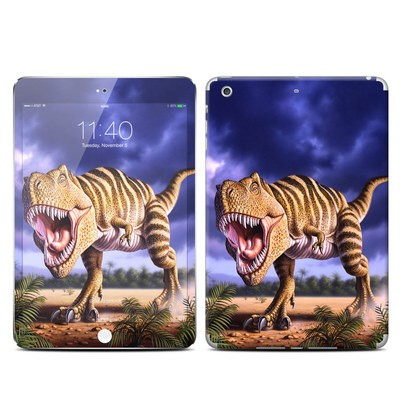 Apple iPad Mini 3 Skin - Brown Rex