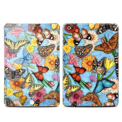 Apple iPad Mini 3 Skin - Butterfly Land