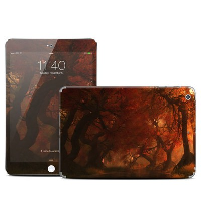 Apple iPad Mini 3 Skin - Canopy Creek Autumn