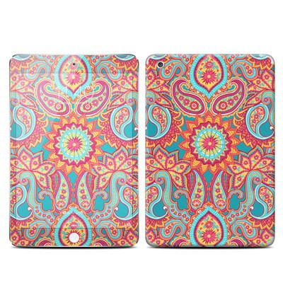 Apple iPad Mini 3 Skin - Carnival Paisley