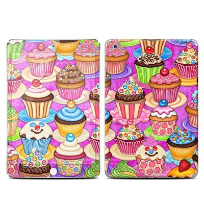 Apple iPad Mini 3 Skin - Cupcake