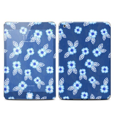 Apple iPad Mini 3 Skin - China Blue