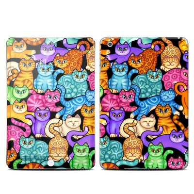 Apple iPad Mini 3 Skin - Colorful Kittens