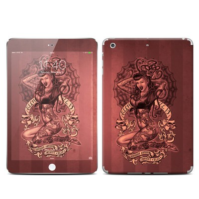 Apple iPad Mini 3 Skin - If Looks Could Kill