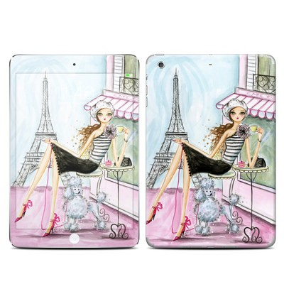Apple iPad Mini 3 Skin - Cafe Paris