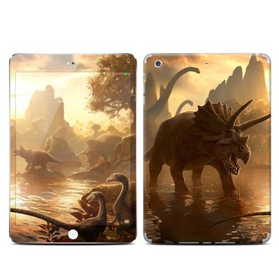Apple iPad Mini 3 Skin - Cretaceous Sunset