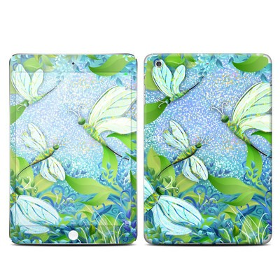 Apple iPad Mini 3 Skin - Dragonfly Fantasy