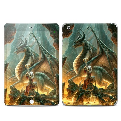 Apple iPad Mini 3 Skin - Dragon Mage