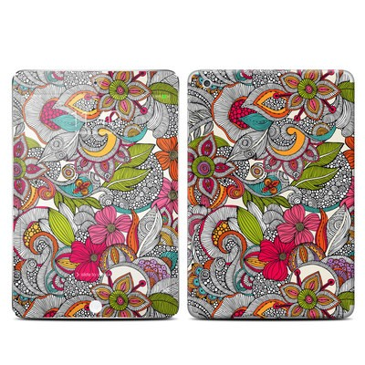 Apple iPad Mini 3 Skin - Doodles Color