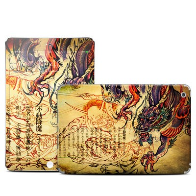 Apple iPad Mini 3 Skin - Dragon Legend
