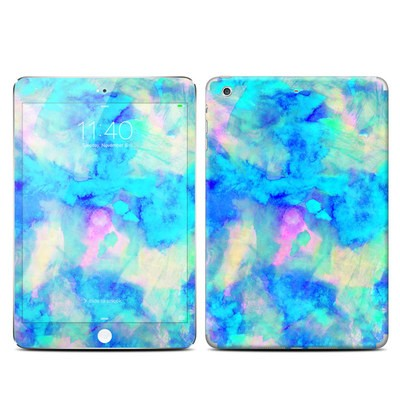 Apple iPad Mini 3 Skin - Electrify Ice Blue