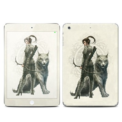 Apple iPad Mini 3 Skin - Half Elf Girl