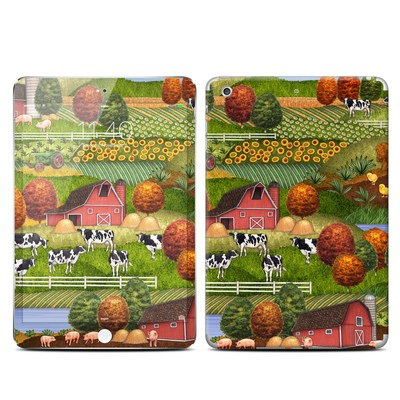 Apple iPad Mini 3 Skin - Farm Scenic