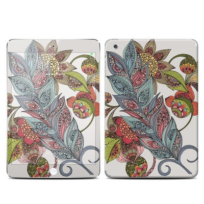 Apple iPad Mini 3 Skin - Feather Flower