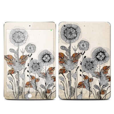Apple iPad Mini 3 Skin - Four Flowers