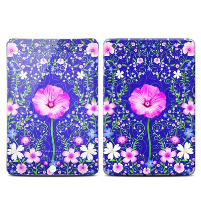 Apple iPad Mini 3 Skin - Floral Harmony