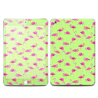 Apple iPad Mini 3 Skin - Flamingo Day
