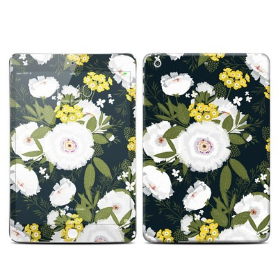 Apple iPad Mini 3 Skin - Fleurette Night