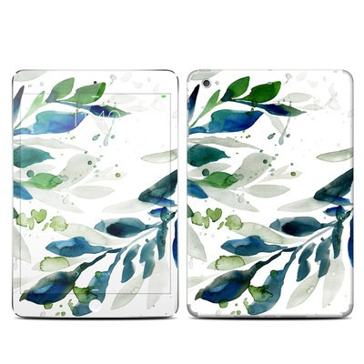 Apple iPad Mini 3 Skin - Floating Leaves
