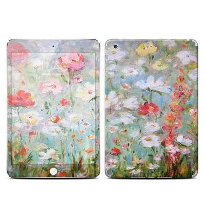 Apple iPad Mini 3 Skin - Flower Blooms